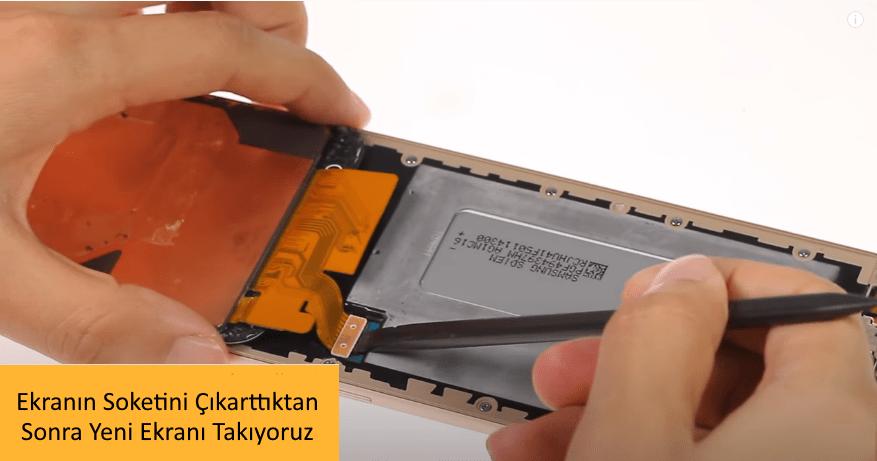 Samsung J7 Pro Ekran Degisimi 8