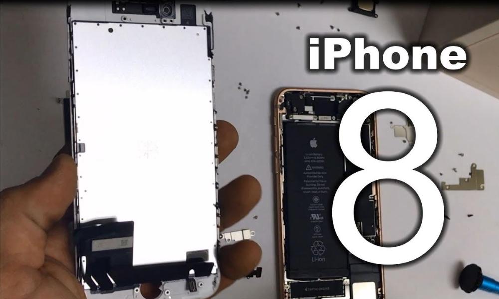 iphone 8 ekran değişimi nasıl yapılır