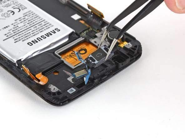 Samsung Galaxy Ahize Değişimi