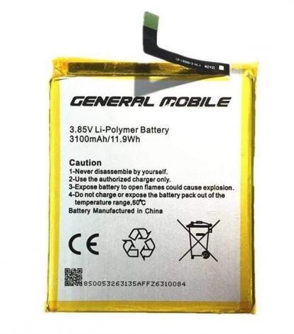 General Mobile Batarya Değişimi