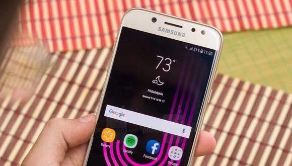 Samsung Galaxy J5 Hard Format Atma