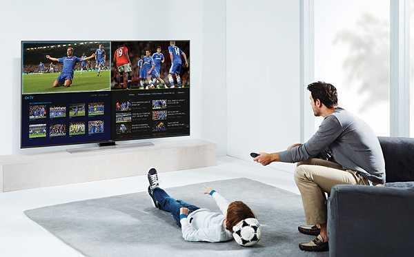 Samsung Smart TV Kanal Ekleme
