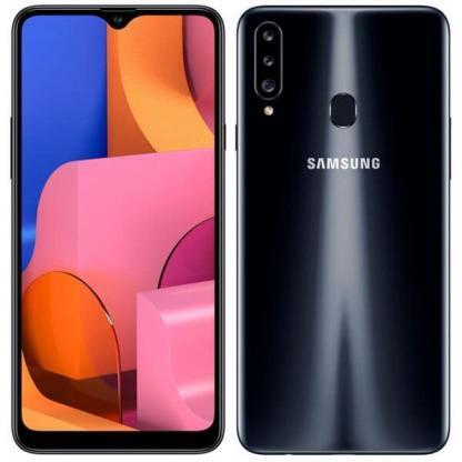 Samsung A20s Ekran Degisimi