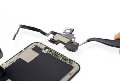 iphone x arama sırasında ekran kapannmıyor