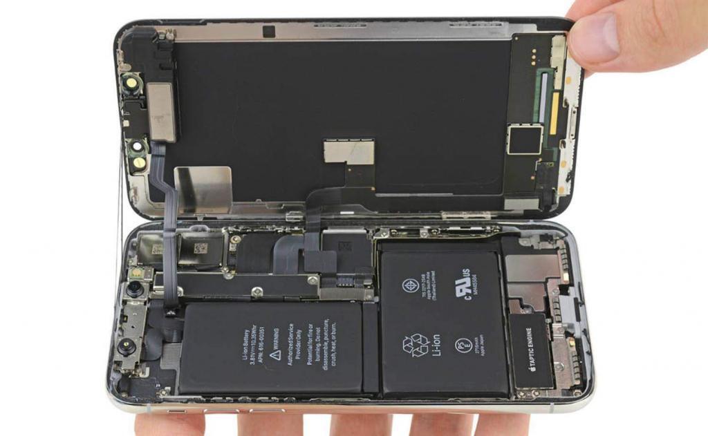 iPhone X Ekran Çıtası Açılması