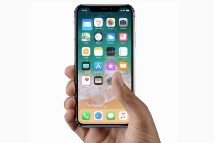 iphone x dokunmatik sorunu