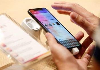 iPhone X Ekran Sorunları