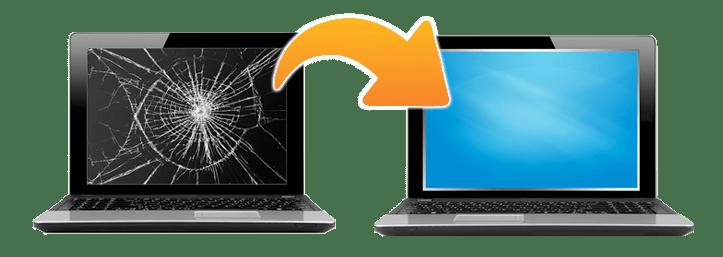 Laptop ekran değişimi