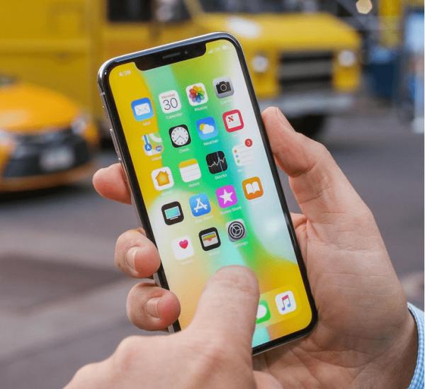 iphone x ön camı değişim