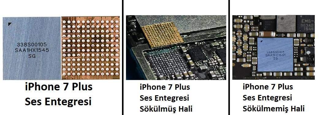 iphone 7 plus ses entegresi