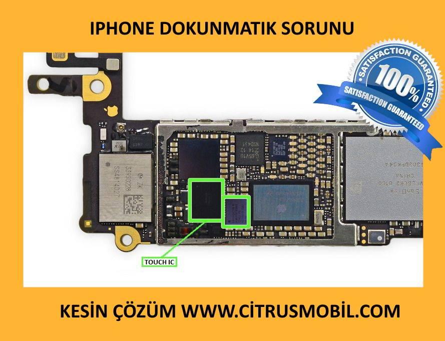 IPHONE DOKUNMATIK SORUNU
