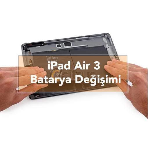 iPad Air 3 Batarya Değişimi pil değişimi garantili batarya değişim işlemi