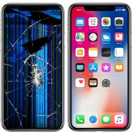 apple iphone ekran kirk