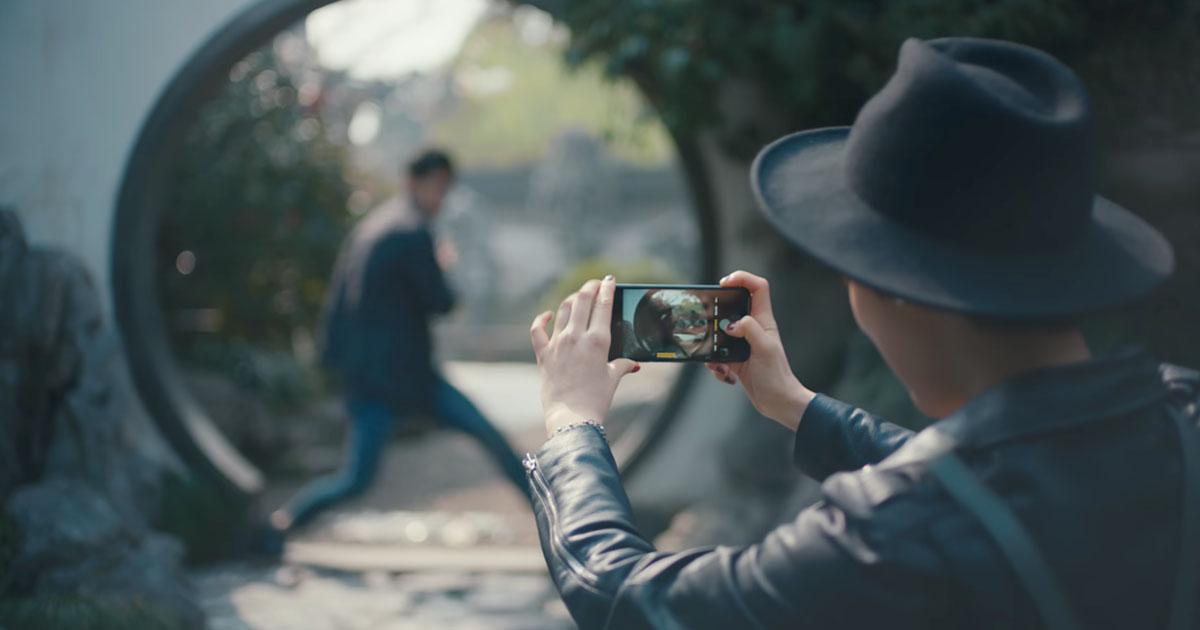 iphone 11 portre modu